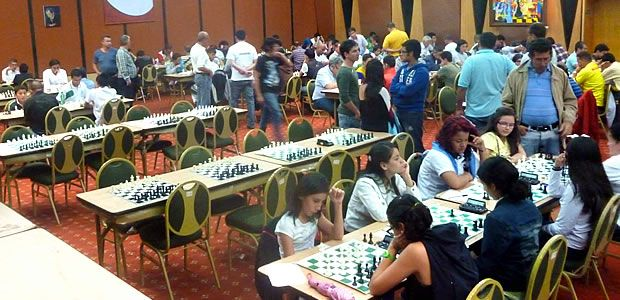 Ajedrecistas representan a Cartago en Campeonato nacional categoría mayores que se disputa en Ibagué