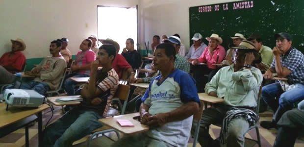 Población campesina conocerá el avance del plan de acción agropecuario y ambiental de Cartago, en nuevo Consejo Municipal de Desarrollo Rural