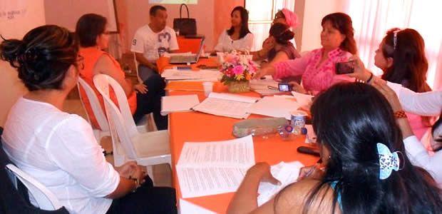 Se trabaja en Cartago por la construcción de la política pública para las mujeres