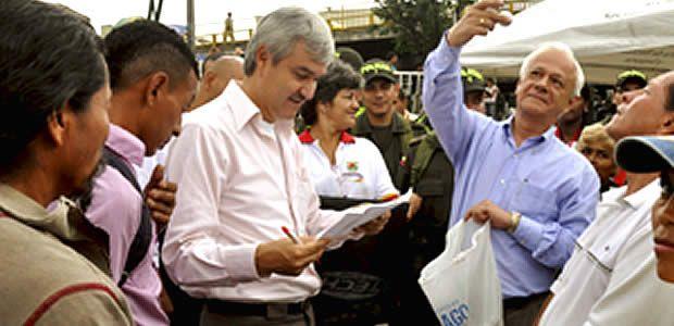 Se sortearon 32 módulos para vendedores informales de artículos de segunda en Pereira