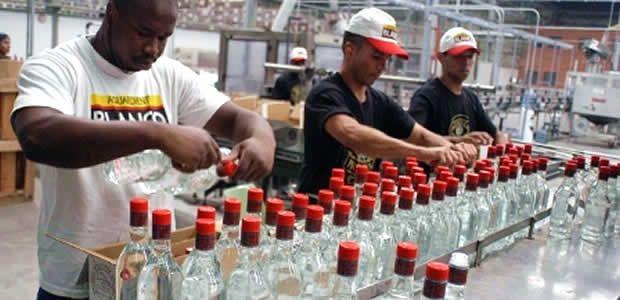 La Industria de Licores del Valle no comercializa envases vacíos