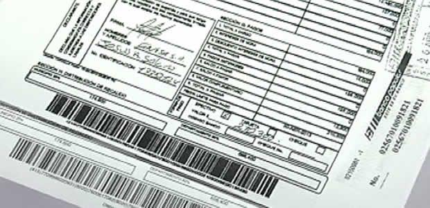 A través de falsificación de formulario pretendían estafar al gobierno con el pago de impuesto automotor