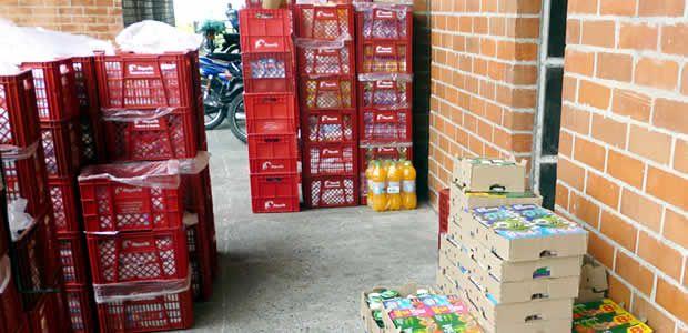 Secretaría de salud de Armenia decomisó gran cantidad de derivados lácteos que no estaban en condiciones adecuadas para el consumo