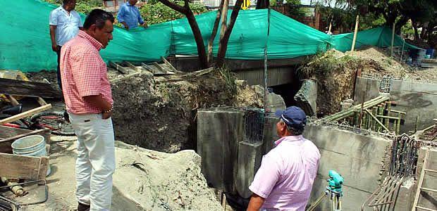 Las obras de la calle 14 en Cartago están a punto de concluir