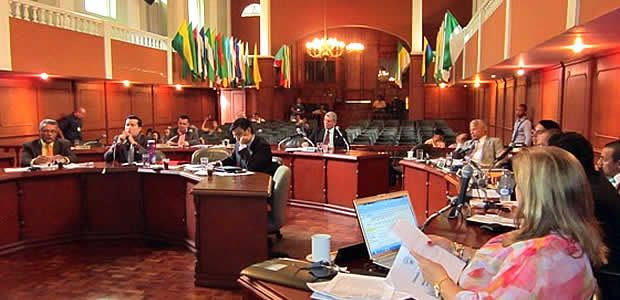 Asamblea departamental optimista por comportamiento de 9 rentas pero alertan por retroceso en participación de ILV