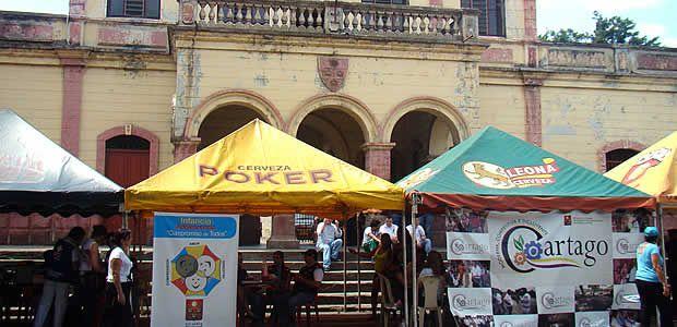 Cartago espera que le sea entregada la Estación como patrimonio nacional