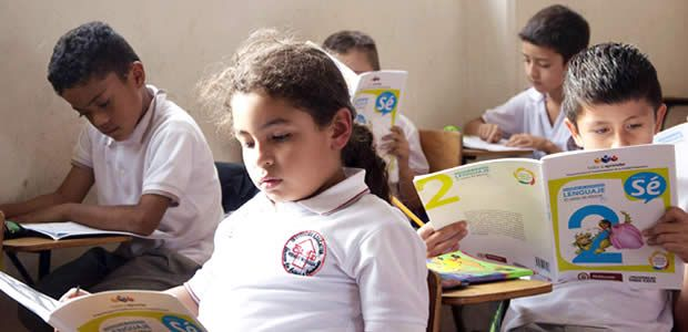 Programa 'Todos a Aprender' está presente en Armenia