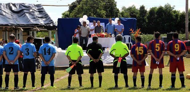 Gran campeonato veredal por la paz en la zona plana de Roldanillo