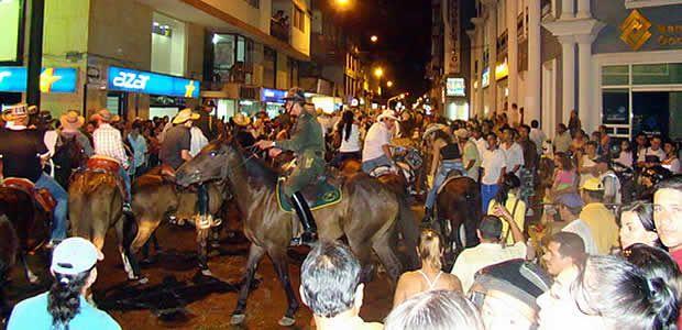 Hoy tercer día de Feria en Cartago