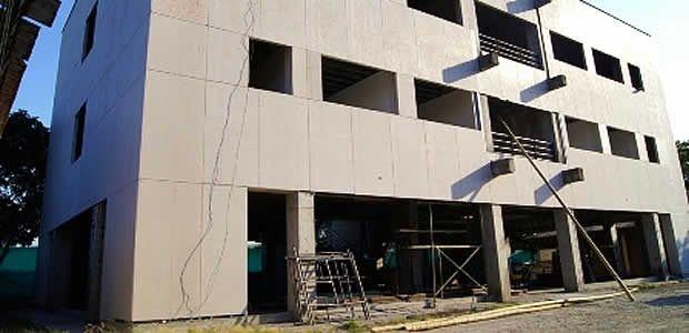 Se inicia la construcción de la última etapa de la Villa deportiva