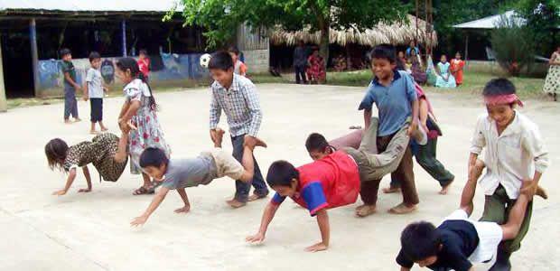 Imdera promueve en Armenia juegos municipales indígenas y Afrodescendientes