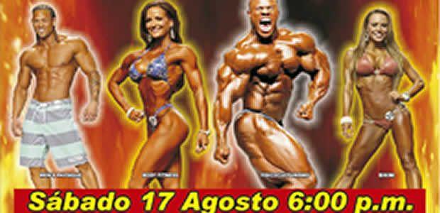Campeonato nacional Senior, juvenil y máster de fisicoculturismo y fitness, este fin de semana en Pereira