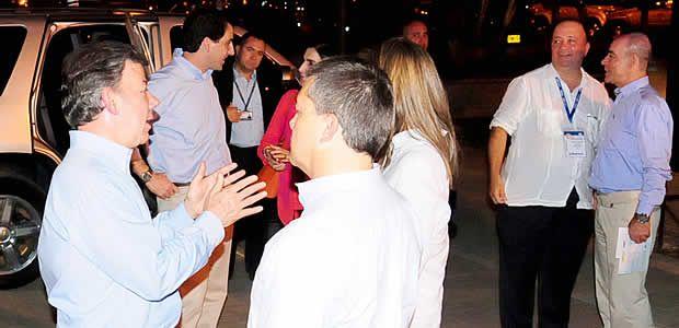 Alcalde exaltó ofrecimiento a Luis Carlos Villegas como embajador en Washington