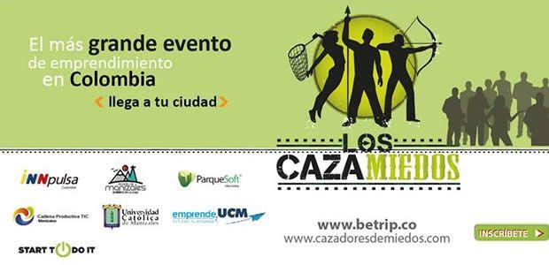 """Alcaldía de Manizales invita a participar del evento """"Los Cazamiedos"""""""