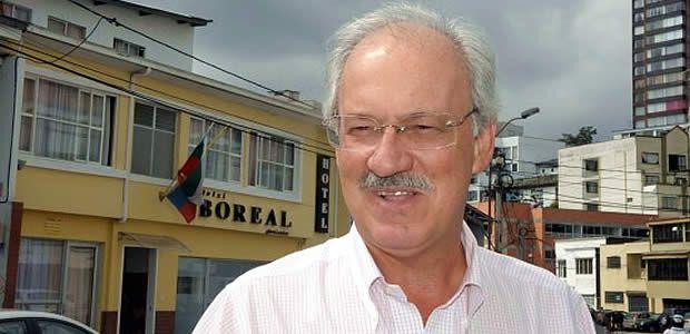 Julián Gutiérrez Botero es el nuevo Gobernador de Caldas