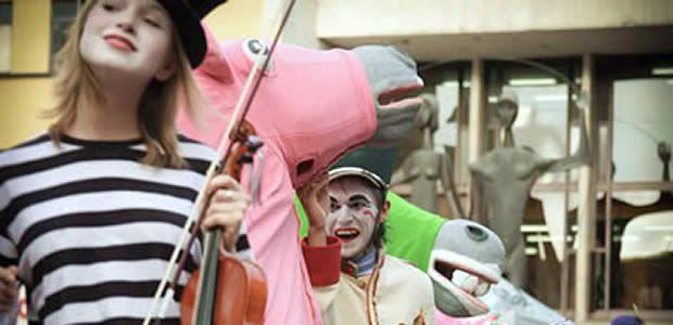Manizales se prepara para disfrutar del trigésimo quinto Festival Internacional de Teatro