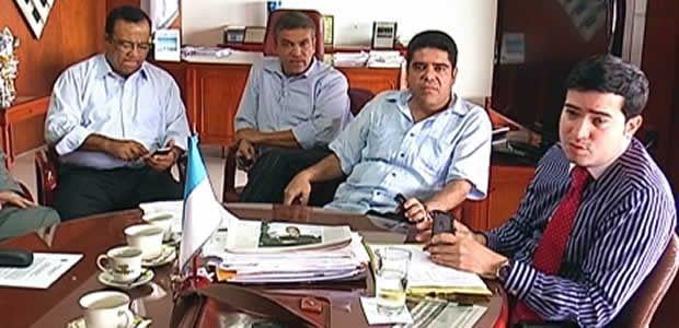 Gobernador (e) y representantes de la ONU se reunieron con motivo de la marcha campesina