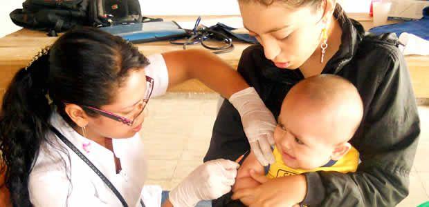 Secretaría de Salud realizó jornada municipal de vacunación humana, cumpliendo programación del orden nacional