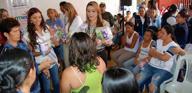 Atención social a internas de la Cárcel Villa Cristina