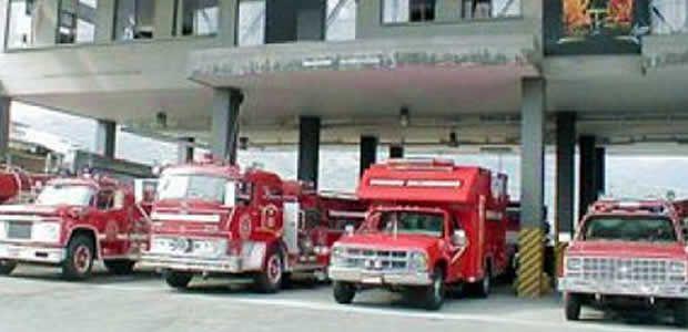 Alcaldía realizará remodelación de la Estación de Bomberos de Pereira