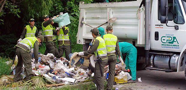 Plan de limpieza de quebradas en Armenia