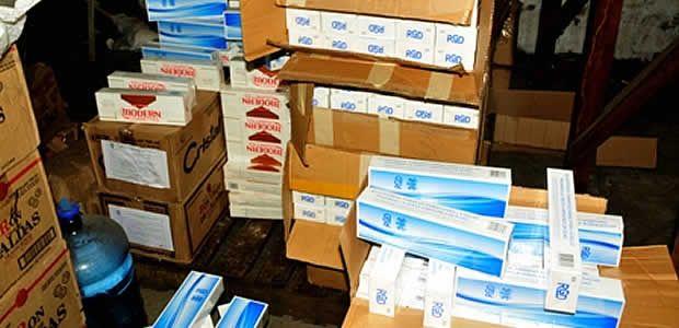 Un lote de 3.500 cajetillas de cigarrillos de contrabando fue incautado en Cali