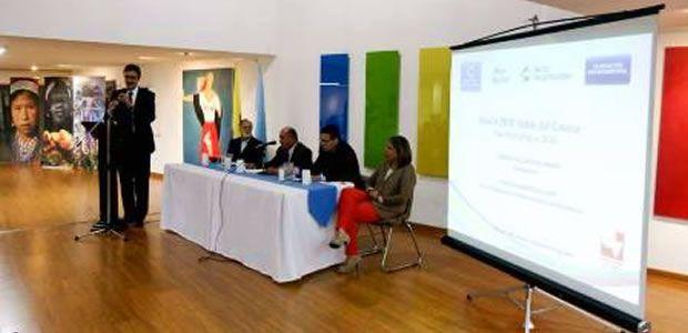 Visión Valle fue presentado en Bogotá