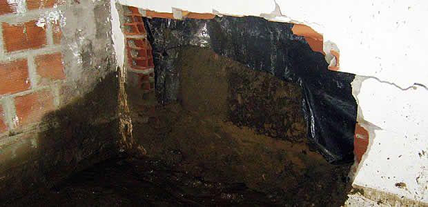 La Omgerd atendió el colapso de un muro en el barrio La Virginia