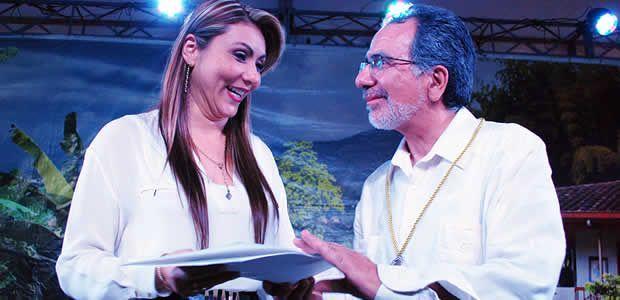 Armenia rindió homenaje a sus mejores ciudadanos en estas Fiestas Cuyabras