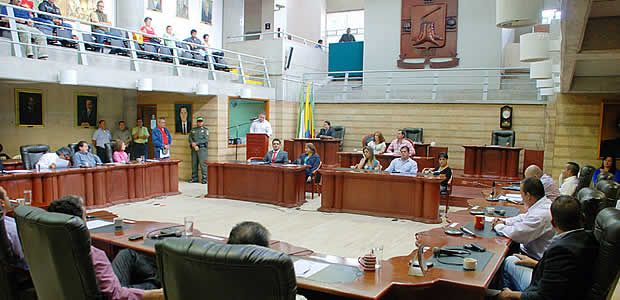 Positivo balance dejan los informes presentados al Concejo por los integrantes del gobierno de Armenia