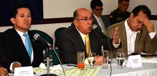 Gobierno y Congresistas vallecaucanos unidos para que la nación le aumente el presupuesto al departamento