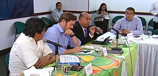 Gobernador solicita a los Congresistas del Valle del Cauca votar la Ley de Reforma a la Salud que cursa en el Congreso de la República