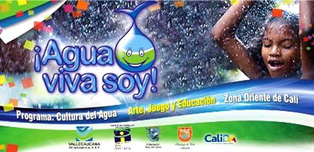 Vallecaucana de Aguas promueve el cuidado del líquido vital en el Valle