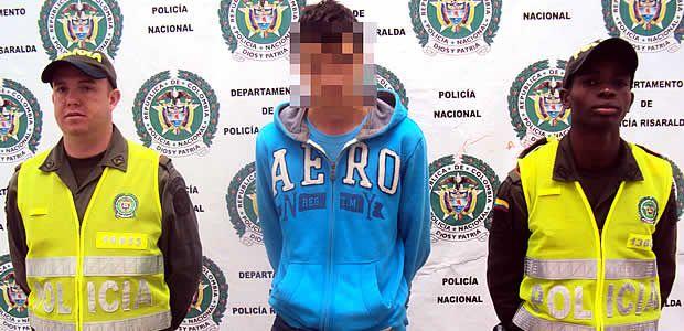 """Capturado alias """"Caliche"""" por el delito de tentativa de homicidio"""