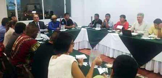 Gobierno del Valle concertó levantamiento de la minga indígena en Buenaventura