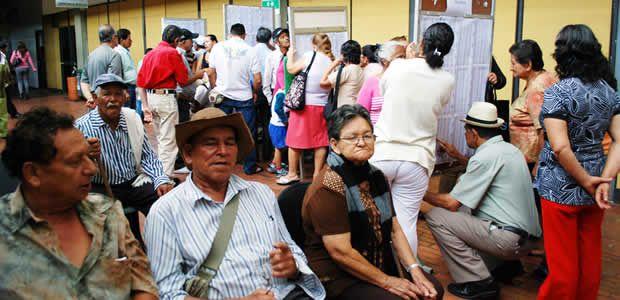 Atención Adultos Mayores subsidiarios del programa Colombia Mayor