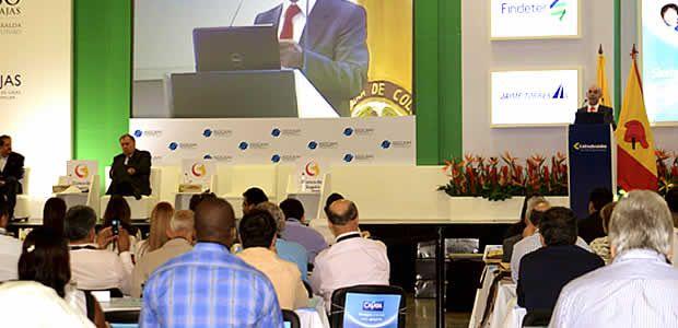 Alcalde de Pereira dio la bienvenida a participantes de Congreso Nacional Asocajas