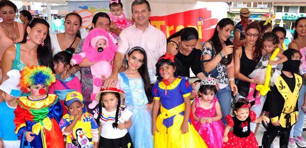 Padres de familia conocieron la campaña de la Gobernación y la Policía para el cuidado de las niñas y niños en el día de los disfraces