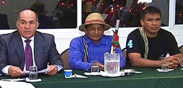 Se reactiva la mesa departamental indígena del Valle del Cauca