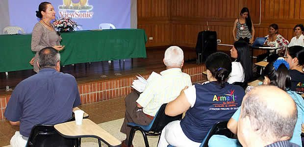 Secretaría de Salud Municipal promueve acciones para la prevención del suicidio