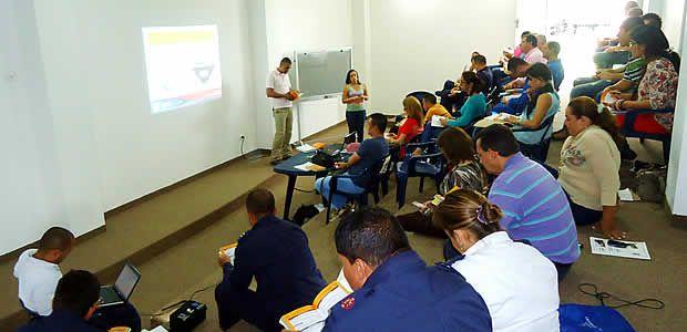 Con éxito se realizó en Armenia el Curso de Primera Respuesta frente a Materiales Peligrosos