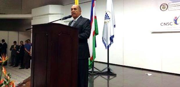 Hacer las cosas bien es la satisfacción más grande del servidor público: Ubeimar Delgado