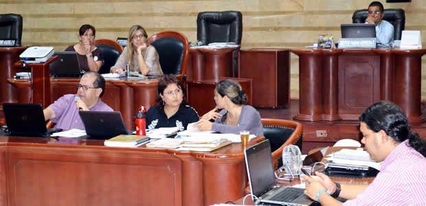 Concejo de Armenia inició el segundo debate al proyecto de presupuesto del gobierno municipal para el 2014