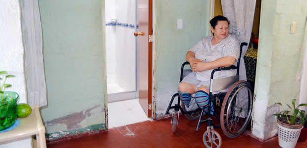 Ejecución de mejoramiento de vivienda a 68 familias en condición de discapacidad