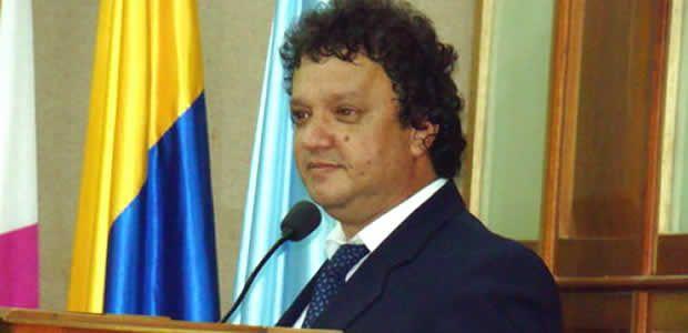 Luis Fernando Gaviria Acevedo nuevo presidente del Concejo de Cartago