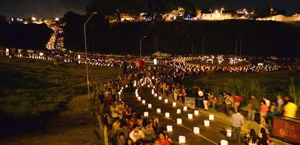 Cerca de 7.000 faroles han sido inscritos oficialmente en el Imdera para el Festival en el parque de la cultura deportiva Estadio San José
