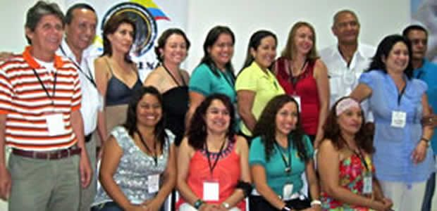 IV Asamblea de Federación Colombiana de periodistas Fecolper en Cali