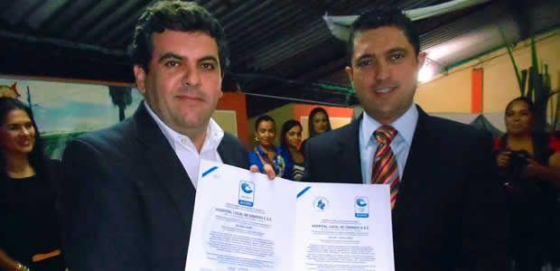 Hospital local de Obando Valle, obtuvo certificación internacional de calidad