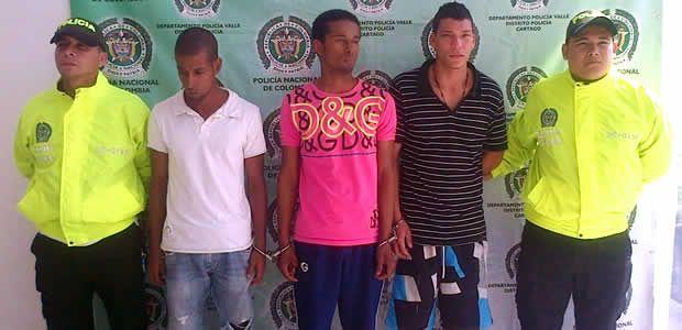 """Policía Nacional desarticuló banda """"de Alcibar"""", en Cartago Valle del Cauca"""