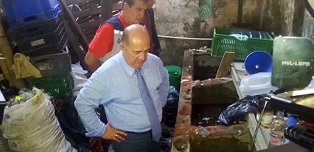 Rentas Departamentales y la Policía Metropolitana descubrieron fábrica paralela de licor ilegal en Cali